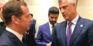 """""""Medvedev Ankara'da Kosova Cumhurbaşkanı ile görüştü"""" açıklamasına Moskova'dan yanıt"""