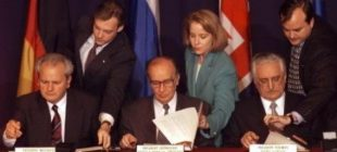 22.yılında Dayton Anlaşması