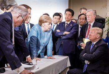 G-7 zirvesinde fark edilmeyenler