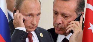 Putin'in Suriye'deki Siyasi Süreci Tekeline Alma Arzusu