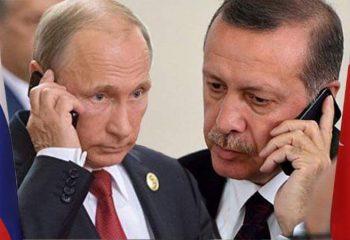 Erdoğan, Putin ve Trump arasında arabuluculuk yaptı