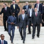 Rus Dış İşleri bakanı Sergey LAVROV Ruanda'yı Ziyaret Etti