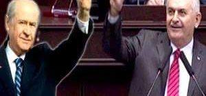 Akdeniz ve Ortadoğu'da savaş Türkiye'de Erken Genel Seçim!
