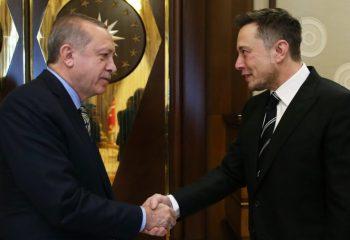 Elon Musk'ı Devlet Başkanımın Elini Neden Sıktı?