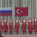 Moskova'da 4.Türk-Rus Dostluk Konseri gerçekleştirildi