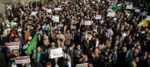İran'ın korkulu rüyası Ahvaz Kurtuluş Ordusu eylemlerini sürdürüyor!