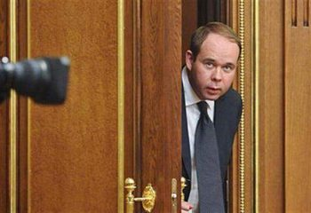 Rusya'yı bekleyen gelecek ya da Neo–Sovyetizm'in lideri Anton Eduardovich  Vaino!
