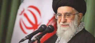 İran Rehberi Hamaney'in Yeni Yıl Mesajları