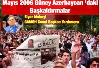 22 Mayıs 2006 Güney Azerbaycan Başkaldırmaları