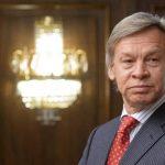 Rus senatör Puşkov: ABD fiiliyatta Suriye'yi parçalamaya hazırlanıyor