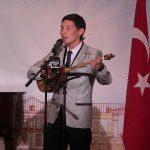 Moskova Belediyesi Milletler Evi'nde Türk Müziği Konseri düzenlendi