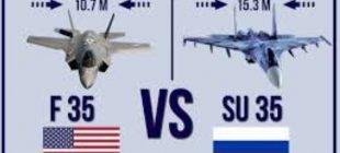 Beşinci Nesil Uçaklara üzerine : F 35 – Su 57 (Birinci Bölüm)
