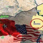Menbiç'te son durum YPG/PKK çekilecek ABD askerleri kalacak Türk askeri girecek!