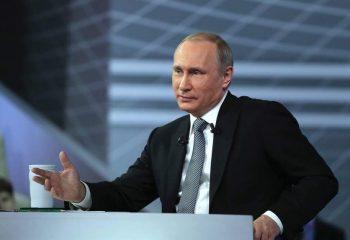 Putin: Tüm ecdatlarım toprak kölesi köylüydü, ama ben bugun Başkanım!