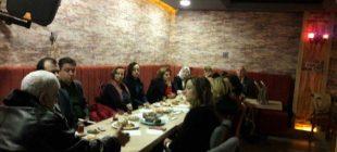 DAYMED Azerbaycanlı yazarın imza gününü gerçekleştirdi