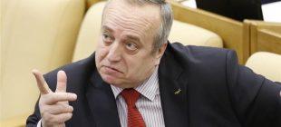 Rus senatör: Ülkesinin güvenliğini düşünen Erdoğan'ı anlıyoruz