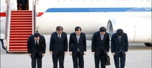 Ulusal Güvenlik Ajansı Heyeti'nin Kuzey Kore  Görüşmeleri