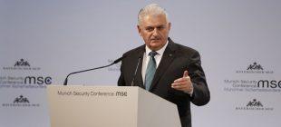 Rus devlet televizyonu: Başbakan Yıldırım'ın Münih'teki sitemlerine salondakiler yanıt veremedi