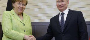 Putin  Merkel ittifakı sadece Doğu Almanyaya dayanmıyormuş