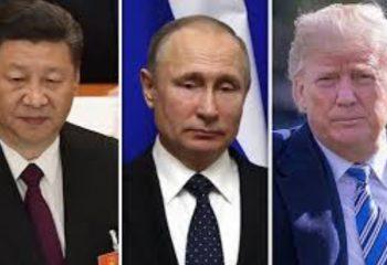 Çin'in Türkiye, ABD'nin Rusya sevdası