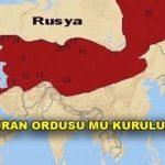 MİT Yunanistan'ı karıştırdı Rusya Turan ordusu kurdu!
