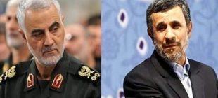 İran karışıyor: Kasım Süleymani'ye Amerika'dan önce Ahmedinejat vurdu!