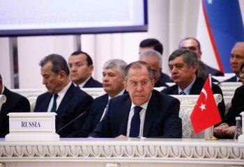 Rus Dışişleri'nden anlamlı Türk bayrağı fotoğrafı