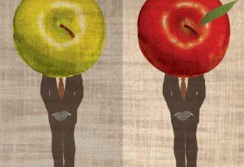 Güney Kore'de Özür ve Elma