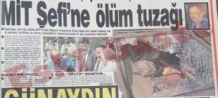 Ruslar Erdoğan'ın başbakan olacağını biliyordu Hiram Abas'ın sarışın kadınlara zaafı vardı!