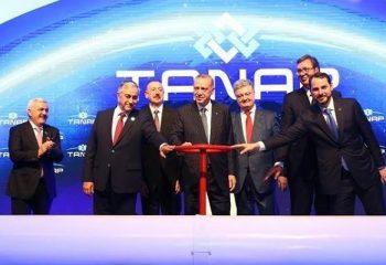 Trans Anadolu Doğalgaz Boru Hattının (TANAP)  Jeopolitik , Jeostratejik ve Ekostratejik Önemi