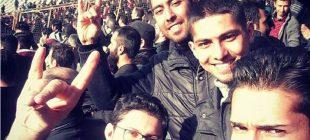 İranda futbol savaşı