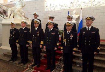 Türkiye ve Rusya Deniz Kuvvetleri Komutanları ikili işbirliği görüştü