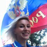 Rus Dışişleri Sözcüsü'nün futbol sevinci
