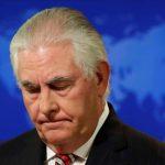 Ankara yolcusu Rex Tillerson'a Çin'den Şam şekeri!