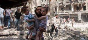 ABD ve İran'ın Suriye denklemi Afrin'de dur Doğu Guta'da vur!