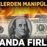 İngilizlerin tersinden Türk ekonomisine dolar darbesi!