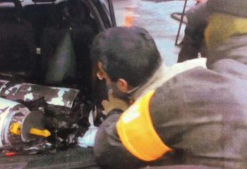 Ukraynadan İrana füze casusluğu