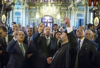 Arnavutlar Türk bayrağını yaktı Türkiye Bulgar Demir Kilise'ni açtı!