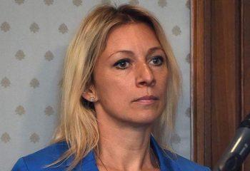 Rusya Dışişleri Sözcüsü Zaharova: 3 gündür (yangında ölenler için) ağlıyorum…
