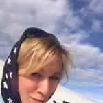 Zaharova, Ortadoğu turuna çıkarken uçak fotoğrafını paylaştı: Görüşürüz