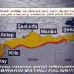 Avrupa'nın Mayın projesi Türkiye'yi bölüyor!