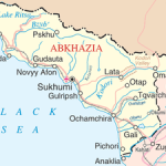Man blows himself up at Abkhazia TV station