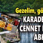 Karadenizin Cennet köşesi Abhazya