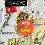 Amerikalılar ve Ruslar Afrin'de PYD'yi Türk ordusunun önüne attı!