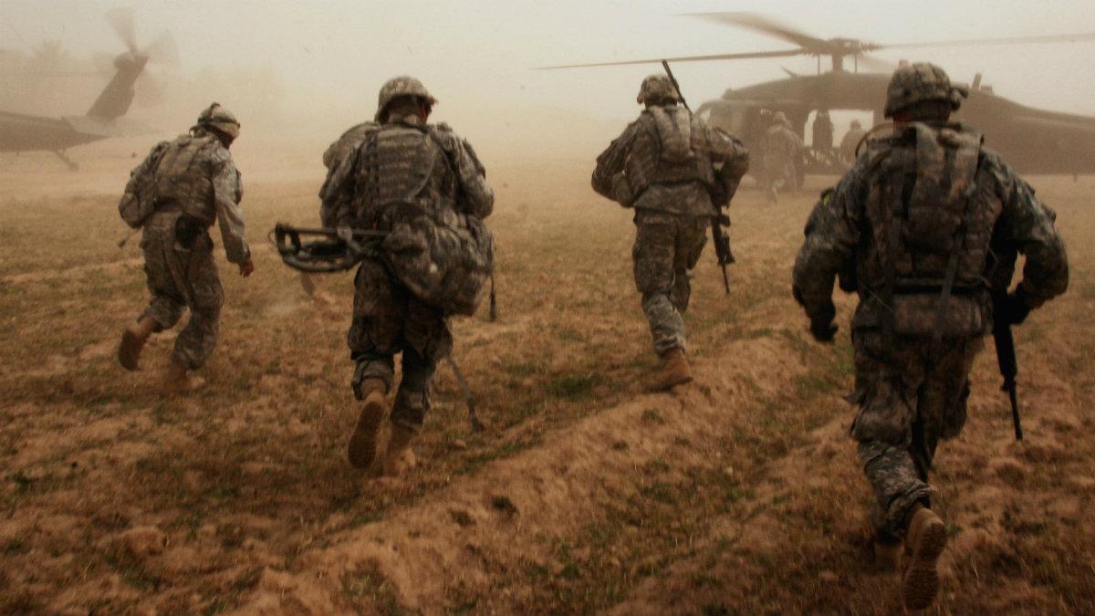 ABD ortadoğu'da büyük savaşa hazırlanıyor