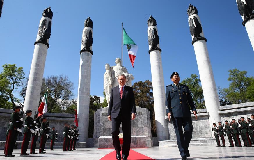 Tarihsel Süreçte Türkiye-Latin Amerika İlişkileri