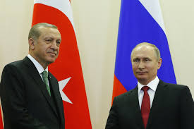 Erdoğan Rusya'nın 15 Temmuz desteğini asla unutmadı
