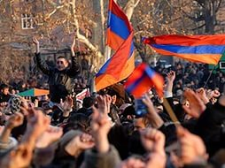 The Rise of New Nationalism in Armenia, Azerbaijan, and Georgia in the Late 1980s and Early 1990s