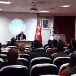 Küresel Analiz Topluluğu  Soğuk savaş sonrası Kafkaslarda rusya türkiye rekabeti konulu bir toplantı düzenlendi