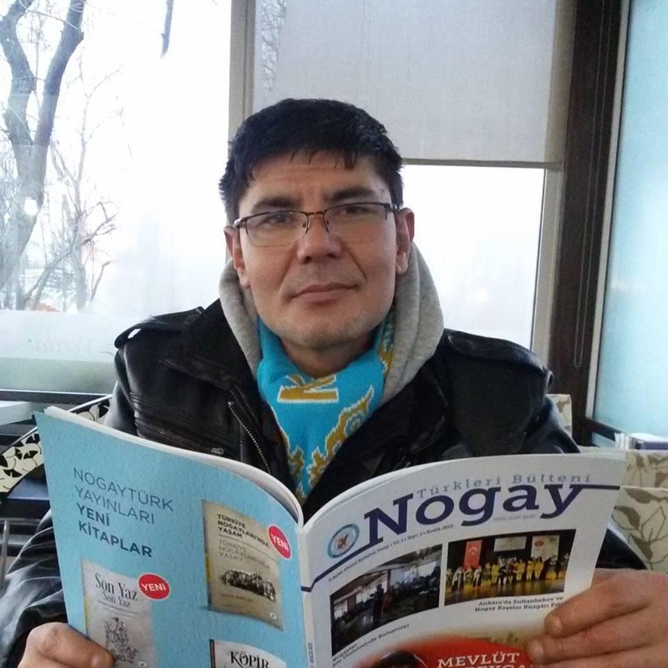 Prof. Dr. Canan Karatay  Nogay çayını keşfetti